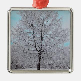 The Winter Oak Ornament