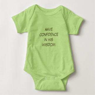 The Wisdom Baby Bodysuit