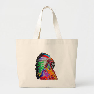 THE WISE MAN LARGE TOTE BAG