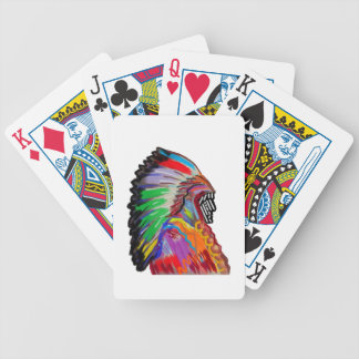 THE WISE MAN POKER DECK