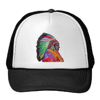 THE WISE MAN TRUCKER HAT