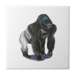 THE WISE ONE CERAMIC TILE