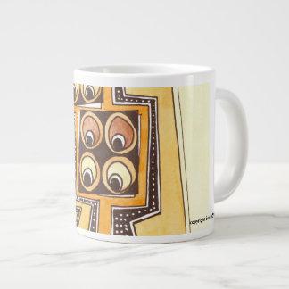 THE WISE ONE LARGE COFFEE MUG