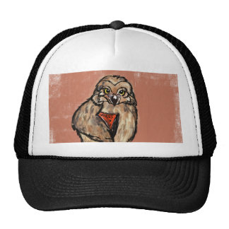 THE WISE OWLS TRUCKER HAT