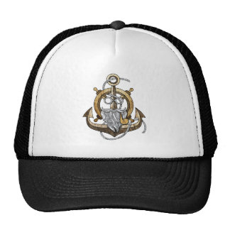 The Wise Sailor 2 Trucker Hat
