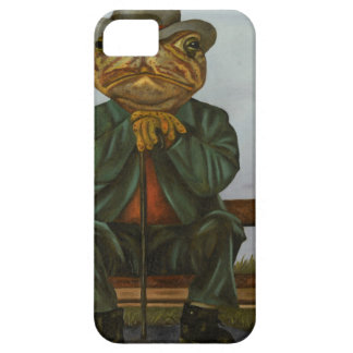 The Wise Toad iPhone 5 Case
