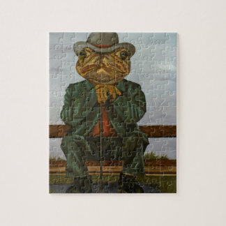 The Wise Toad Jigsaw Puzzle