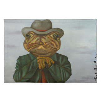 The Wise Toad Placemat
