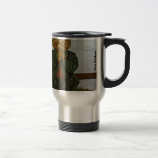 The Wise Toad Travel Mug