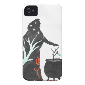 The Witch And Her Cauldron iPhone 4 Cover