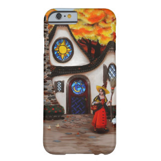 The Witch and her Geese Barely There iPhone 6 Case