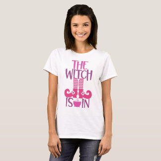 The Witch is In T-Shirt