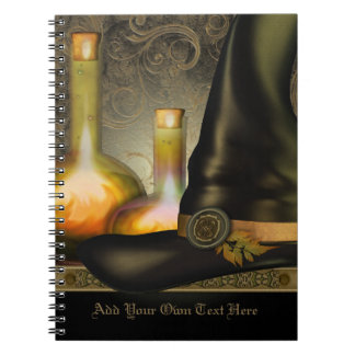 The Witches Hat Personalized Notebooks