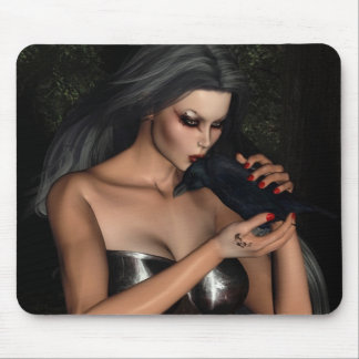 'The Witches Pet' Mousepad