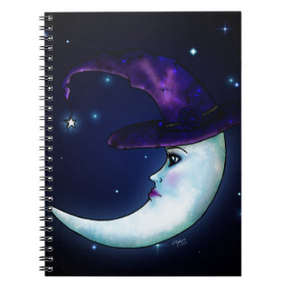 The Witching Moon Notebook