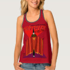 The Witch's Friend October Magazine Tank Top