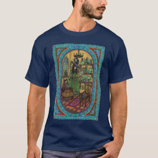 the witchs kitchen, coloured 001 rb T-Shirt