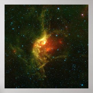 The Wizard Nebula Poster