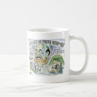 The Wizard of Debt Coffee Mug