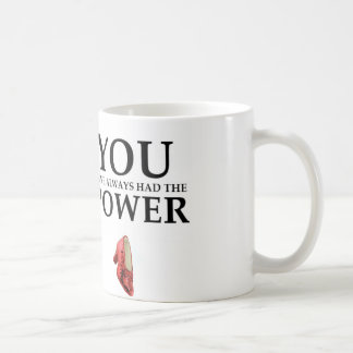 The Wizard of Oz Quote Mug