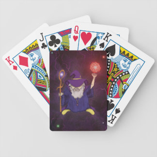 The Wizard Poker Cards