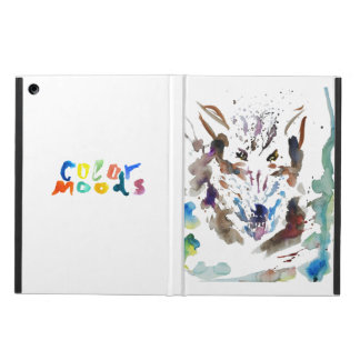 ''The wolf'' Cover For iPad Air
