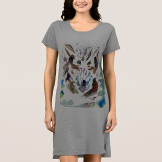''The wolf'' Dress