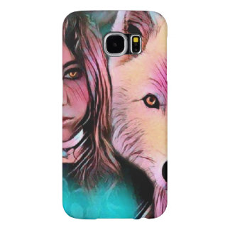The Wolf Inside Samsung Galaxy S6 Case