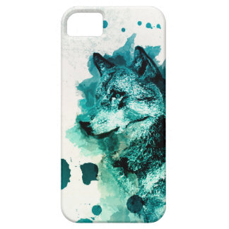 The Wolf iPhone 5 Cover