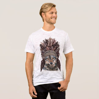 The wolf shaman T-Shirt