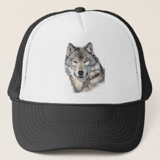 The wolf - The wolf Trucker Hat