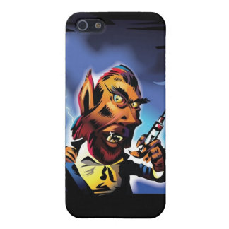 The Wolfman iPhone 4 Speck Case iPhone 5/5S Cover