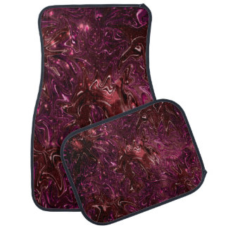 The Wolves Hidden in the Pink Tourmaline Galaxy Car Liners