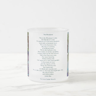 The Wonderer - By Ruth Calder Murphy - Mug
