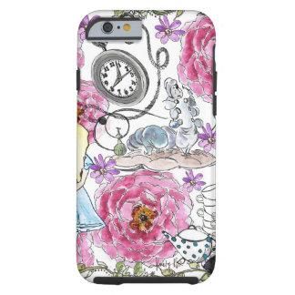 The Wonderful Watercolor iPhone 6 case