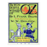 The Wonderful Wizard of Oz -- 1900 Post Cards