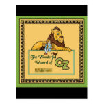The Wonderful Wizard of Oz Post Card