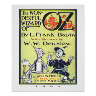 The Wonderful Wizard of Oz Poster