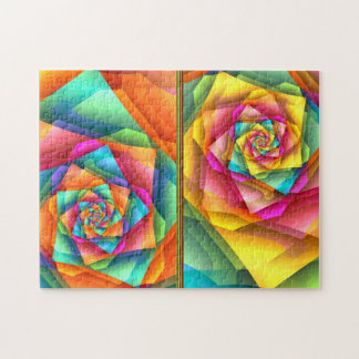 The Wonders of Color 11x14 Jigsaw Puzzle
