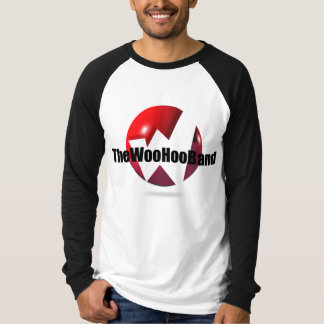 The Woo Hoo Band baseball shirt