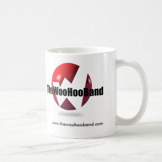 The Woo Hoo Band coffee mug