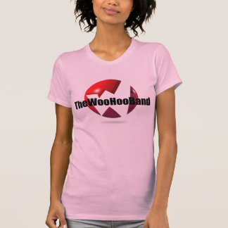 The Woo Hoo Band - ladies T-shirt