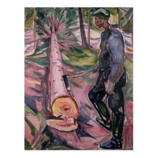 The Woodcutter Postcard