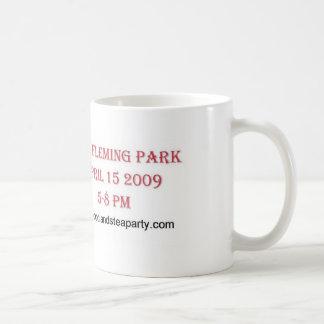 The Woodlands Tea Party mug