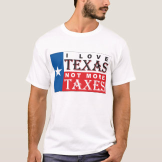 The Woodlands Tea Party T-Shirt