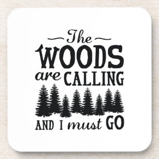 The Woods Are Calling Coaster