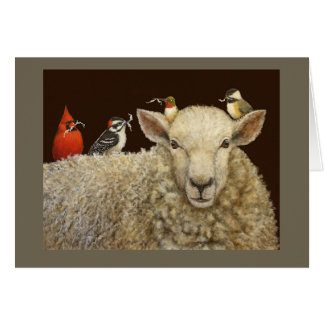 The Wool Gatherers Card