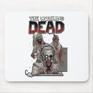 THE WORKING DEAD MOUSE PAD