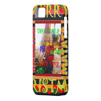 The world around Me is happy to Have You colors Me iPhone 5 Cases