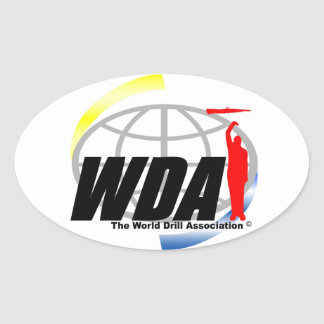 The World Drill Association Sticker